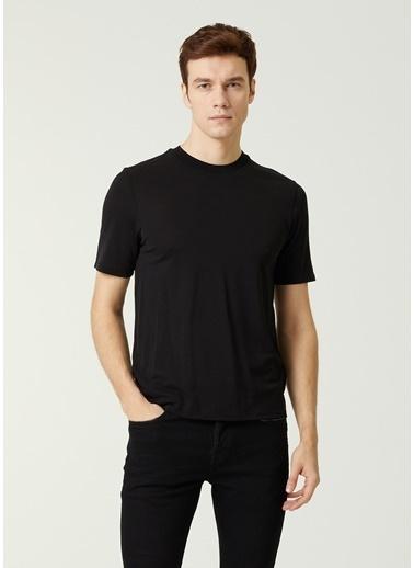 Alpha Studio Polo Yaka T-shirt Siyah